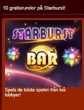 Starburst hos bet24