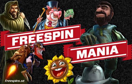 Freespin Mania Betsafe