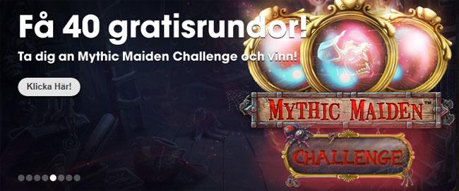 Mythic Maiden Challenge