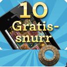 10 gratis på Gonzos Quest