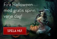 Gratis spinns Halloween