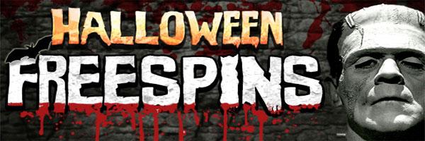 Halloween freespins