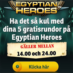 Egyptian Heroes 15 december