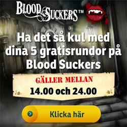 Mr Green Bloodsuckers