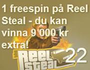 Reel Steal 22 december