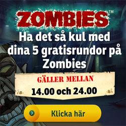 Zombies 17 december