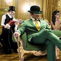 Mr Green Carnival