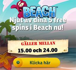 Beach Mr Green