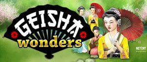 Geisha Wonders Bertil