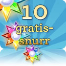 10 gratissnurr Vinnarum