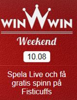 Betsson Win Win Weekend