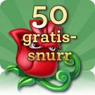 Vinnarum 50 gratis