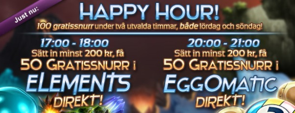 Happy hour MamaMia