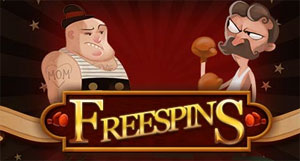 Fisticuffs freespins