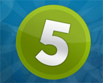 5 gratissnurr hos ComeOn