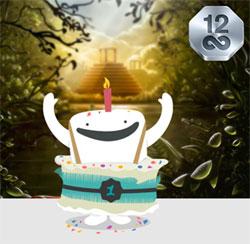 Casumo födelsedag