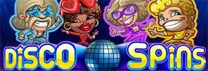 Disco Spins Leo Vegas