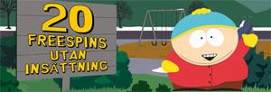 South Park hos Redbet