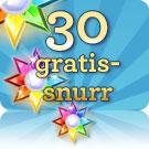 Starburst 30 snurr