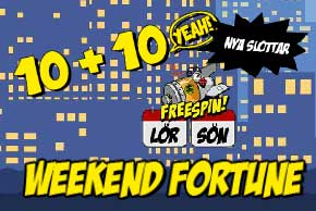 Weekend Fortune