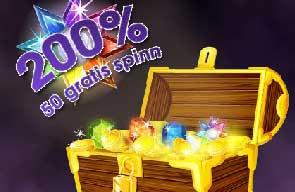 Välkomstbonus hos CasinoFloor