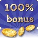 100 % bonus Vinnarum