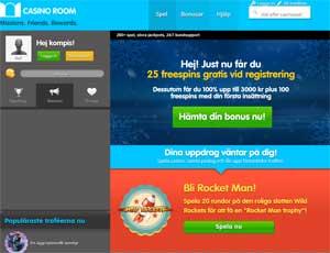 Casino Rooom välkomstbonus
