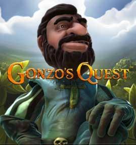 ComeOn Gonzo's Quest