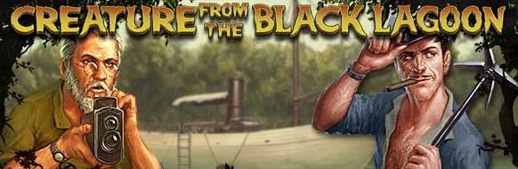 Leo Vegas Creature from the Black Lagoon