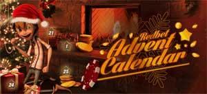 Redbet advents kalender