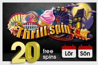 Casino Floor Thrill Spin