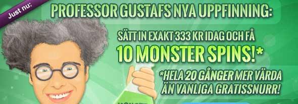 Professor Gustaf