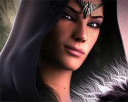 Avalon 2 kvinna
