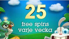 Casino Floor Wonky Wabbits