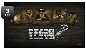 Dead or Alive 3 februari