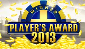 Leo Vegas players award