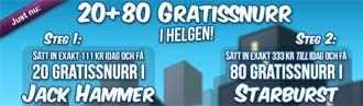MamaMia 20 + 80 bonus