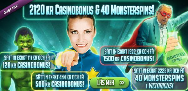 MamaMia Casino bonus