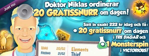 MamaMia Doktor Niklas