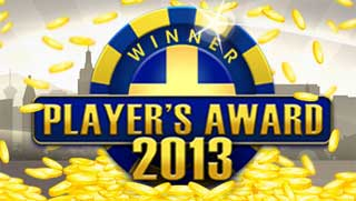 Players Award 2013