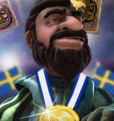 Unibet Gonzo medalj