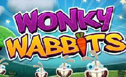 Wonky Wabbits Leo Vegas