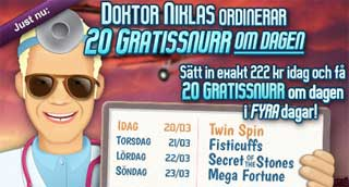 Doktor Niklas 20 mars