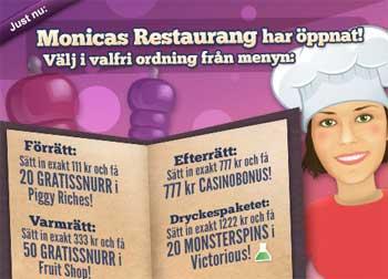 Monicas restaurang