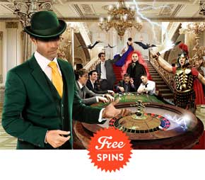 Mr Green festkampanj