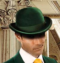 Mr Green hatt