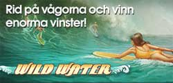 Wild Water - Sverigeautomaten