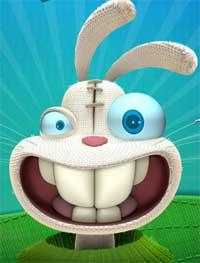 Wonky Wabbit kanin