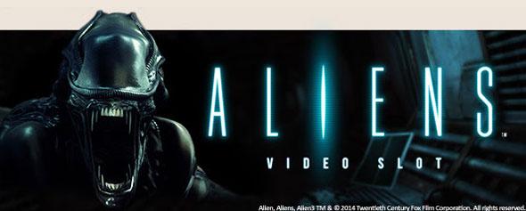 Aliens banner