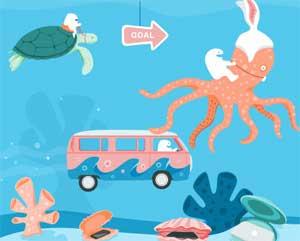 Casumo undervattensresan